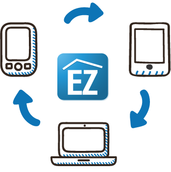 EZ Coordinator makes it easy to seamlessly manage transactions from your desktop, tablet, or smartphone with mobile compatibality